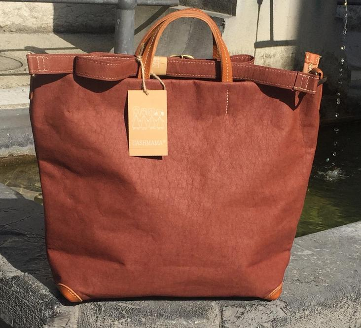 ALLE BAG COGNAC
