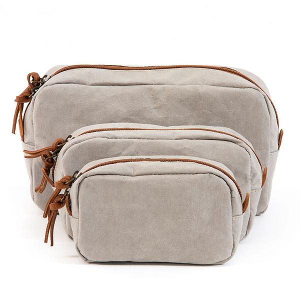 BEAUTY CASE MEDIUM GREY