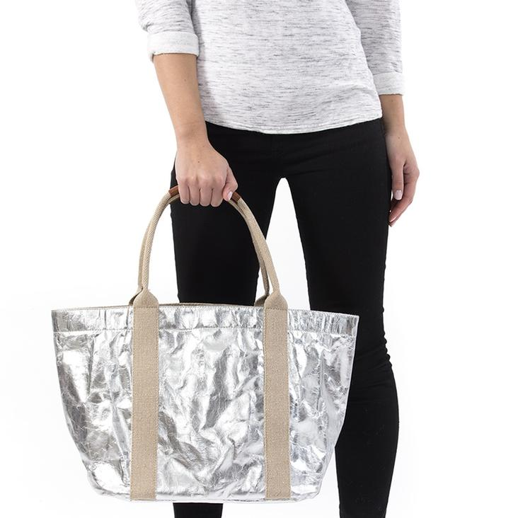GIULIA BAG SMALL SILVER