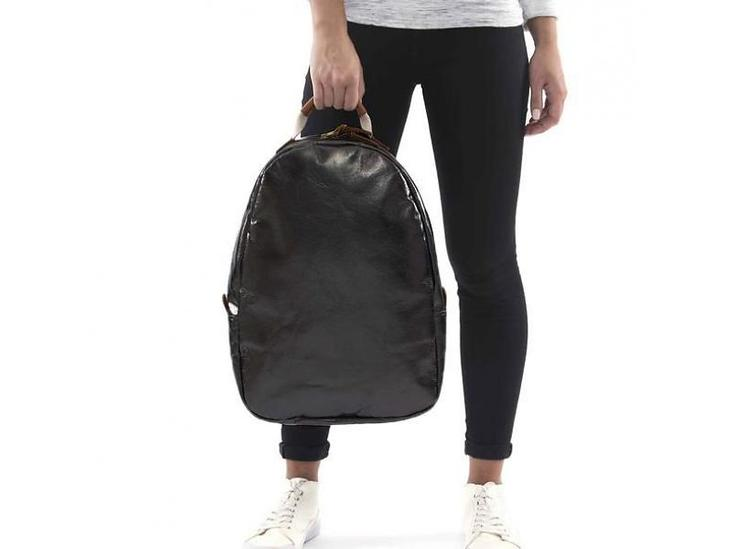 MEMMO BACKPACK METALLIC BLACK