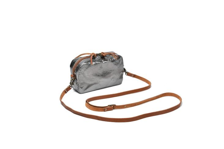 MINI BAG L METALLIC PELTRO