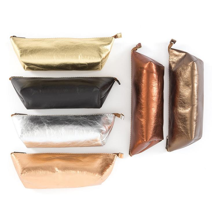 PENCIL CASE METALLIC BLACK NUR NOCH SOLANGE VORRAT