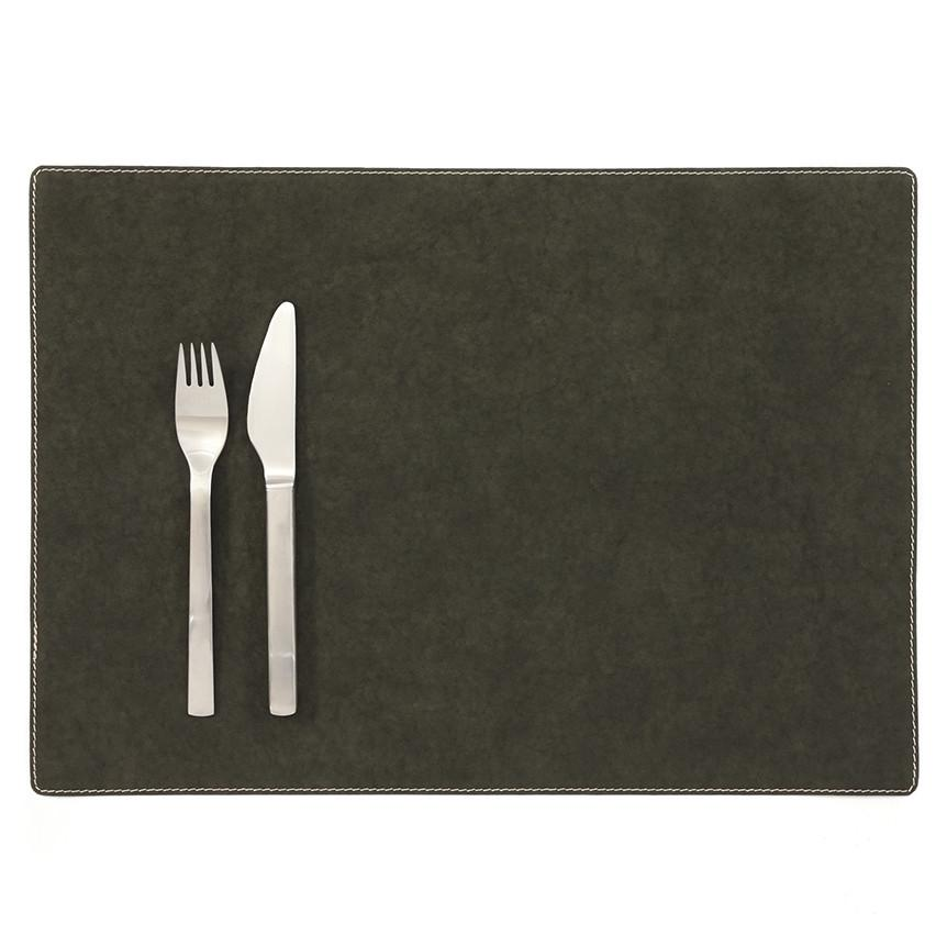 PLACEMAT DARK GREEN - 0