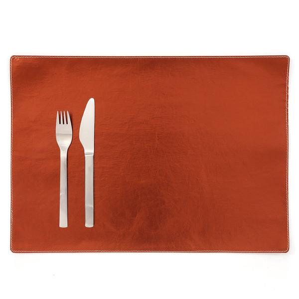 PLACEMAT METALLIC RAME