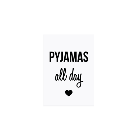 PYJAMAS ALL DAY