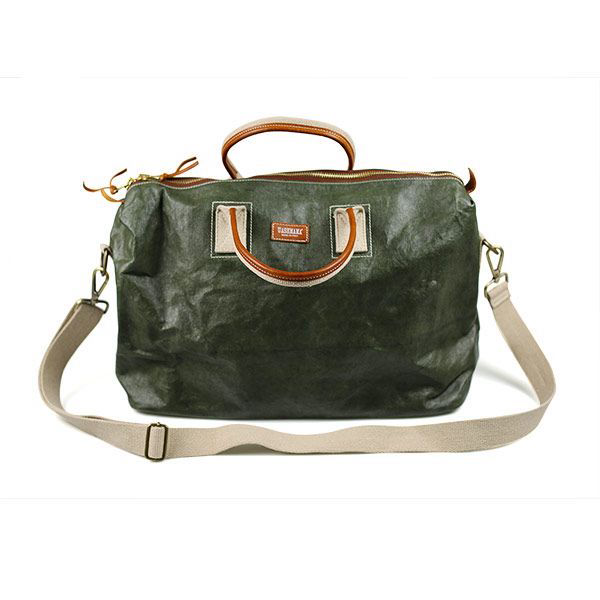 ROMA BAG SMALL TEC DARK GREEN